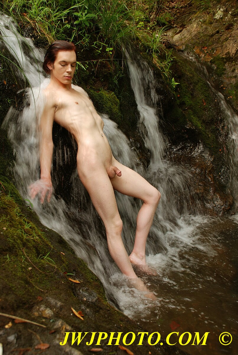 Answer, Hot nude in waterfalls agree