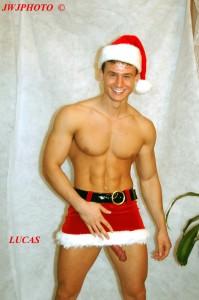 1 Sexy Santa