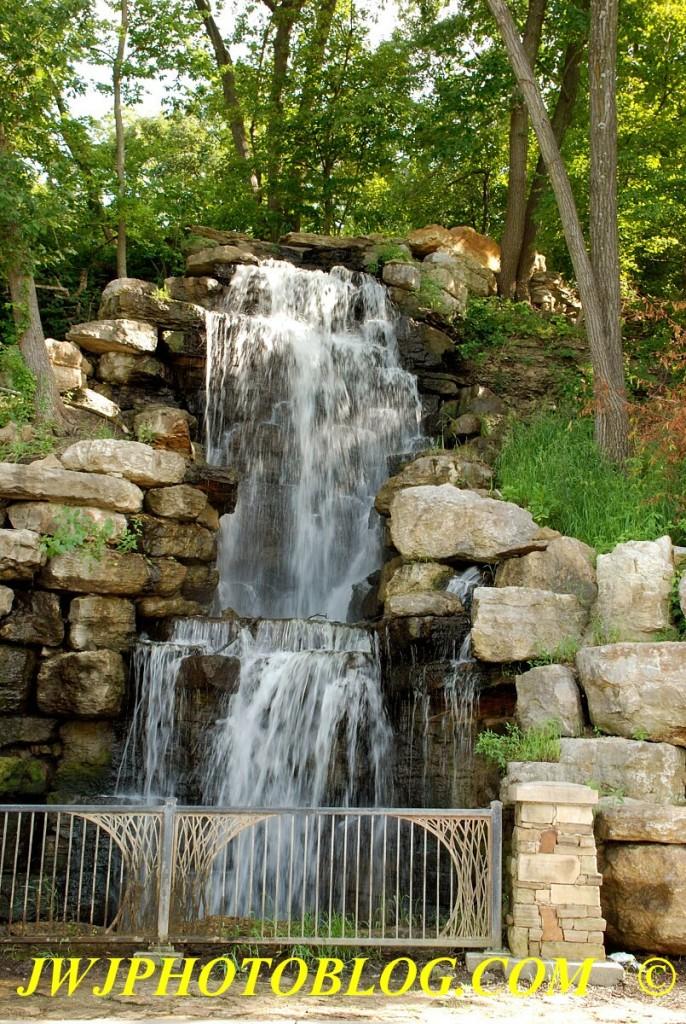 Waterfall Park Waterfall
