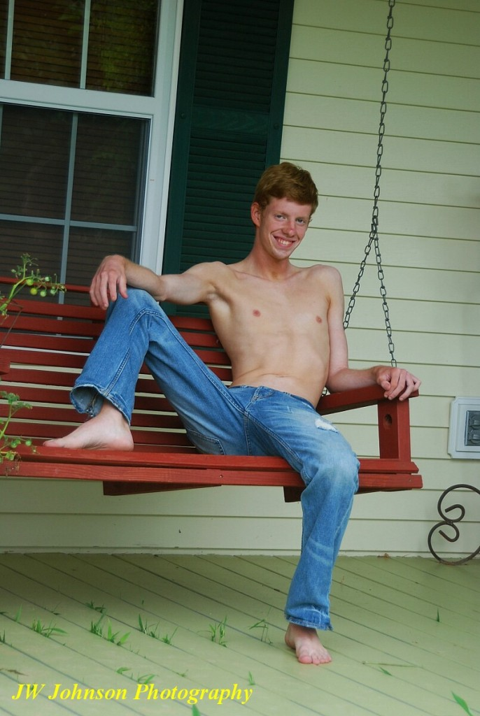Front Porch Swinger