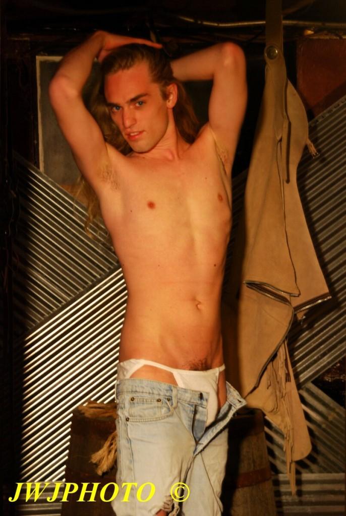 Jeans Flirt in Barn