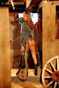 Boots and Chaps Babe