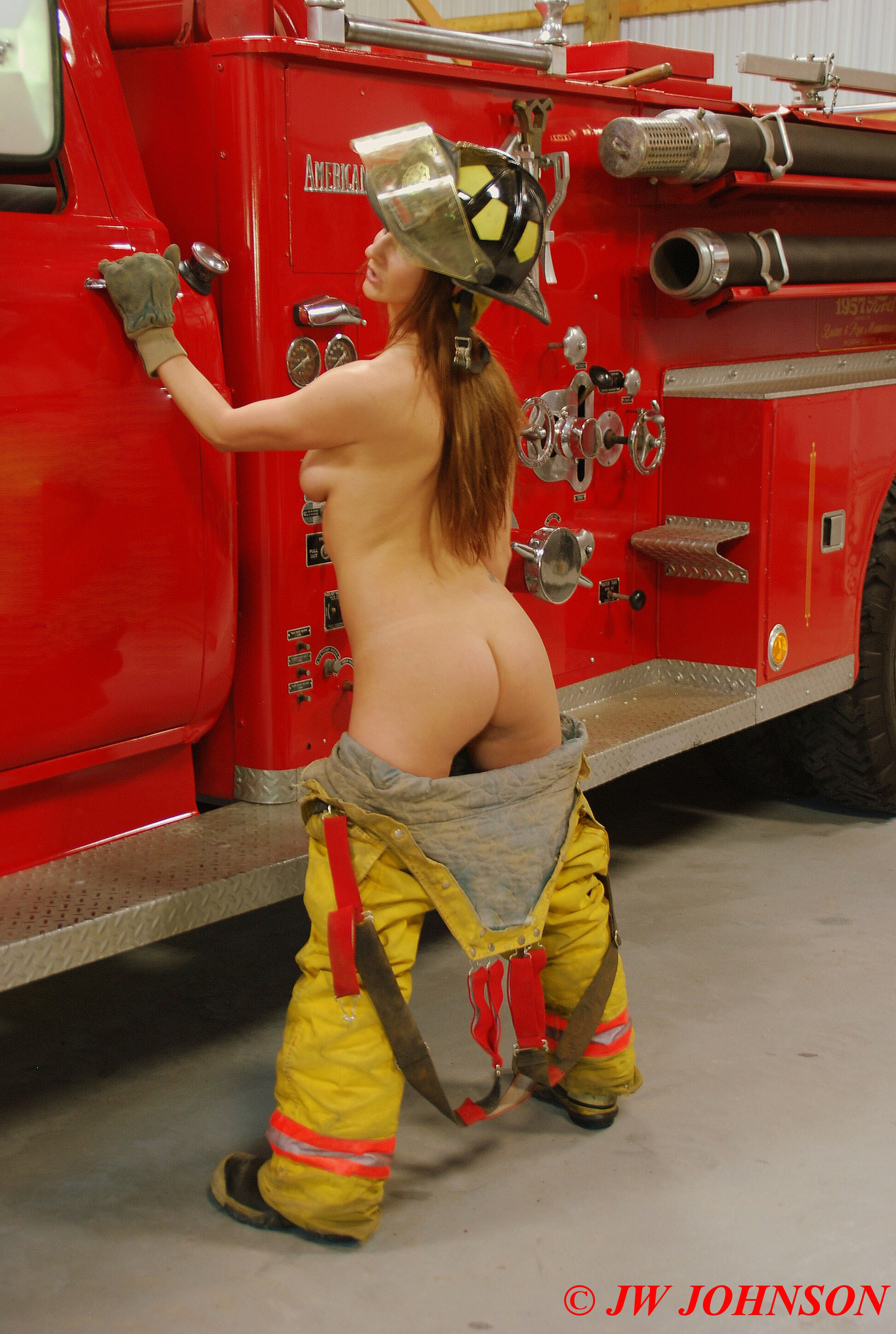 Solved. Fire trucks and nude girls opinion