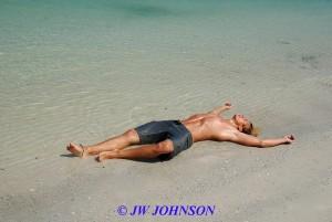 Beach Hunk Washed Ashore 2