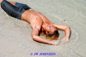 Beach Hunk Washed Ashore 7