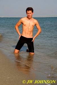 Beach Sand Hottie 2