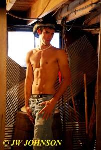 Cowboy Hottie 2