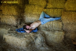 Hay Loft Bales 4