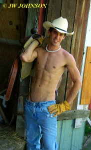 Sexy Saddle Cowboy 3