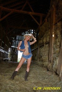 Country Farm Girl
