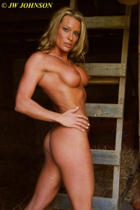 Barn Door Hottie