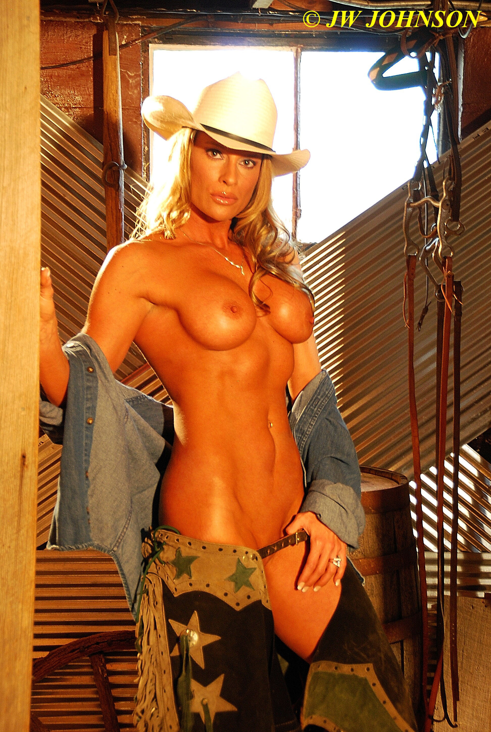 Naked hot cow girls in barns
