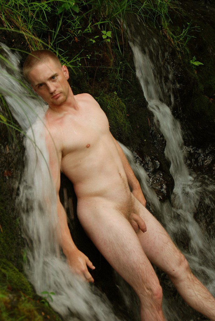 Easing Into The Waterfall