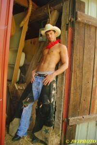 Haybarn Cowboy 17