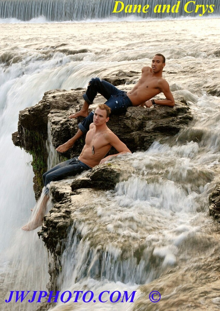Waterfall Hotties