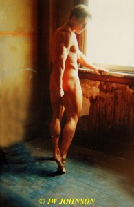 Windowlight Nude