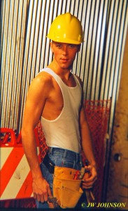 Hard Hat Hottie