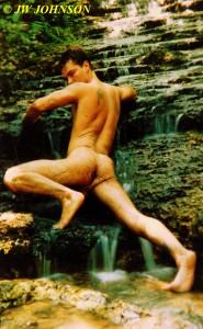 Waterfall Flirt
