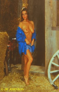 Barn Babe