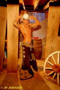 Hott Cowboy
