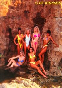 Waterfall Babes 2