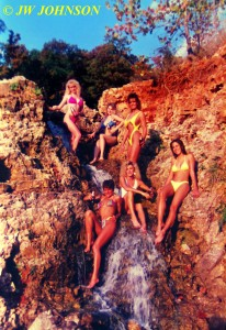 Waterfall Babes 3