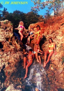 Waterfall Babes 6