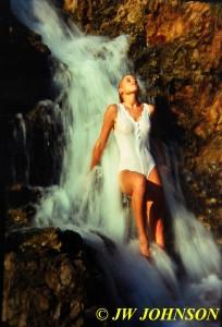 Waterfall Cutie