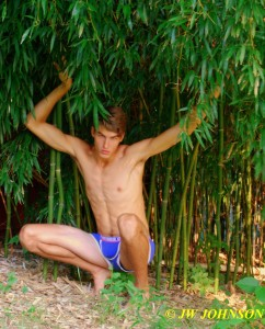 Bamboo Forest Hottie