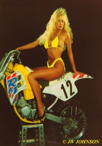 Dirt Bike Babe 9