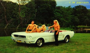 Mustang with Julie and Kevin 2