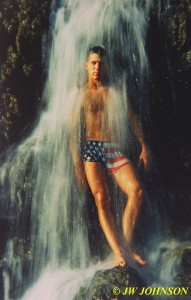 Waterfall Hottie 3
