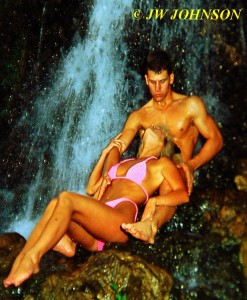 Waterfall with Julie Abbott 3