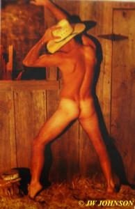 Cowboy Sexy Nude