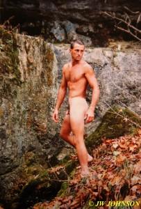 Mossy Springs Art Nude