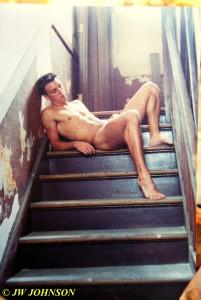 Stairway Hottie