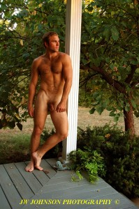 front porch nude