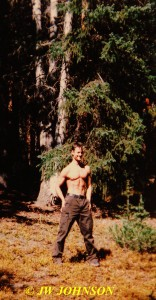 Forest Hunk