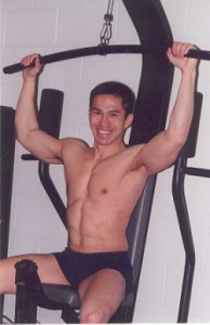 workout smile