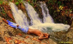 Waterfall Art 10