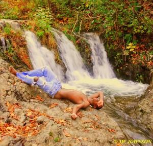 Waterfall Art 14