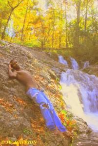 Waterfall Art 7