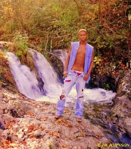 Waterfall Hottie