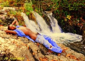 Waterfall Hottie 4