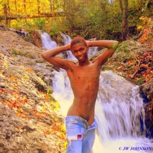 Waterfall Hottie 6