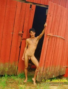 Barn Door Boy 3