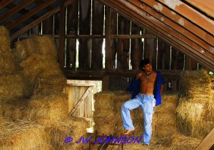 Hayloft Hottie 2