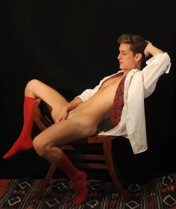 Brads All Dressed Up Image