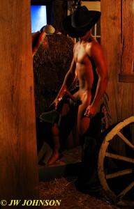 12 Hard Cowboy
