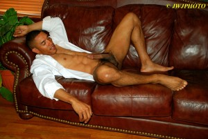New Hot and Hard on Couch